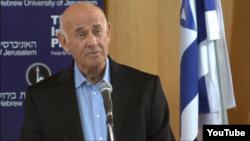 یعکوو پری وزیر اسرائیلی