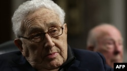 Henry Kissinger, 2015