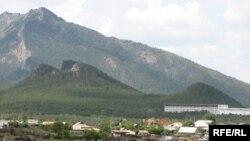 Поселок Боровое, Акмолинская область.