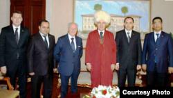 """Türkiýäniň """"Termessos"""" tursitik agentligi Aşgabatda sergä gatnaşýar"""