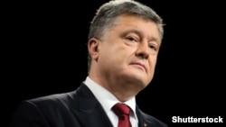 Президент України Петро Порошенк