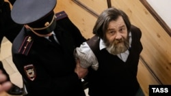 Сергей Мохнаткин в суде в 2014 году