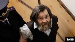 Активист Сергей Мохнаткин