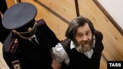 Сергей Мохнаткин в суде, апрель 2014 года