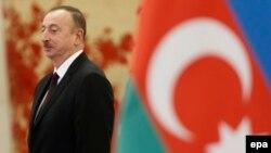 Президент Азербайджана Ильхам Алиев, 2015 год