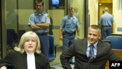 Oric's conviction for war crimes in The Hague was overturned by an appeals body in July.