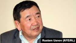 Жақсылық Үшкемпіров. Алматы, 26 ақпан 2013 жыл.