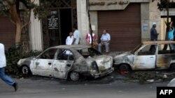 Минатонеделните протести во Каиро