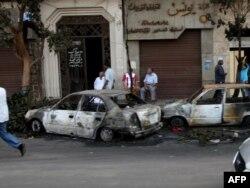 Каїр, 10 жовтня 2011 року