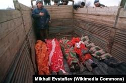 Загиблі у Грозному. Січень 1995 року