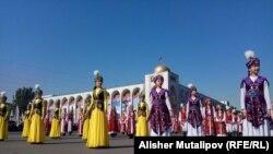Кыргызстан Эгемендигин белгилөөдө