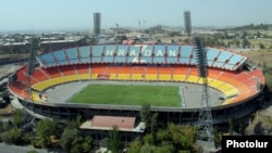 Armenia - Hrazdan Stadium, Yerevan, 4Sep2008.