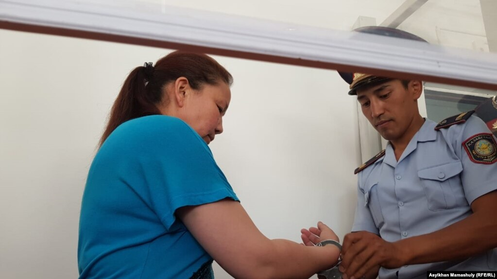 Казахстан отказал Сайрагуль Сауытбай в убежище