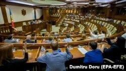 Parlamenti i Moldavisë
