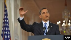 Diplomats suggested U.S. President Barack Obama's tone was the decisive factor.