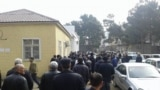Məşğulluq mərkəzlərindən birində (Foto arxivdəndir)