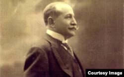 Take Ionescu, ministrul român de Externe (Foto: Biblioteca Centrală Universitară, Iași)