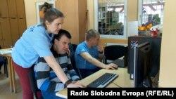 """Дневниот центар за возрасни лица со попречености """"Порака Наша"""" од Куманово"""