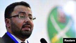 Лидер ливийского мусульманского братства Сулейман Абделькадер. Бенгази, 17 ноября 2011 года.