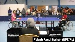 مشاركة عراقية في بطولة سابقة
