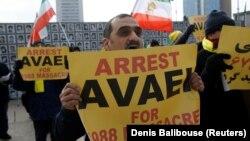 اعتراضها به حضور وزیر دادگستری ایران در نشست شورای حقوق بشر