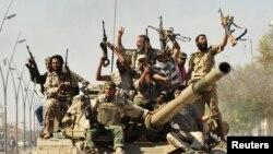 قوات مناوئة لنظام القذافي
