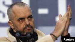 Opposition leader Edi Rama