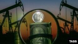Рубль за пределами равновесия