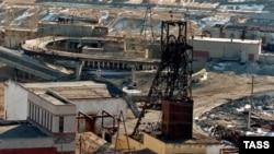 Дарасунский рудник