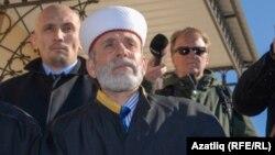 Духовный лидер мусульман Крыма хаджи Эмирали Аблаев