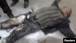 Житель Египта, совершивший попытку самосожжения в понедельник