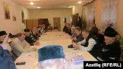 Алабугады активистлар очрашуы, 21 октябрь