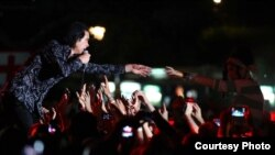 Novi Sad: Atmosfera na muzičkom festivalu EXIT