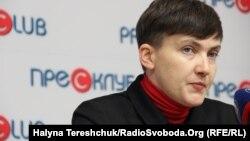 Надія Савченко (архівне фото)