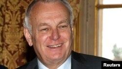 Министр иностранных дел Франции Жан-Марк Эйро.