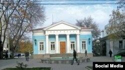 Крымский театр кукол в Симферополе
