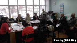 Башкортстан татар конгрессы башкарма комитеты идарәсе утырышы