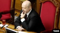 Голова Верховної Ради Олександр Турчинов