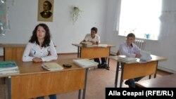 Clasa a 9-a la gimnaziul din Sirota