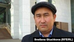 Амангелді Шорманбаев, заңгер. Астана, 17 сәуір 2014 жыл