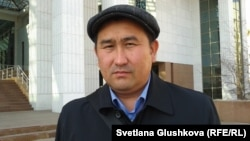 Амангелді Шорманбаев, құқық қорғаушы, адвокат