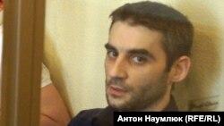 Ferat Seyfullayev mahkemede, arhiv fotosureti