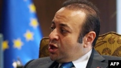 Егемон Багис, турски министер за ЕУ прашања