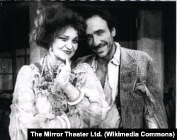 Джералдин Пейдж и Мюррей Эйбрахам. 1983