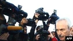 Kemal Alemdaroglu, one of the defendants accused of membership in the shadowy organization