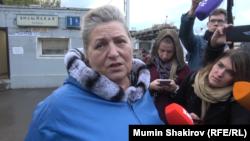 Татьяна Устинова, мать Павла Устинова