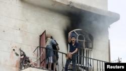 في صنعاء في 8 نيسان 2015