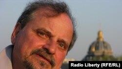 US -- Aleksandr Genis, writer, RFE/RL employee