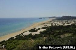 Pamje nga Qipro.