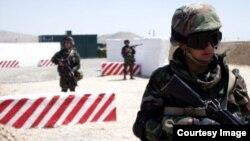Ադրբեջանցի զինծառայողներ, արխիվ